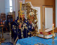 Праздник Рождества Пресвятой Богородицы в Ордынске (видео)