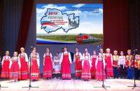 Миссионерский поезд прибыл в Карасукский район (видео)