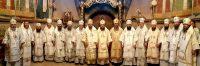 Епископ Филипп принял участие в молитвенном почтении памяти старца архимандрита Наума (Байбородина) в годовщину его преставления