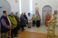 Паломническая поездка прихожан из р. п. Ордынское в храм с. Кирзы