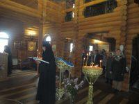 Престольный праздник в Верх-Каргате
