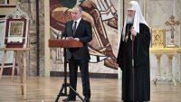 Делегат  Карасукской епархии приняла участие в праздновании 25-летия Всемирного русского народного собора