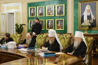 ЖУРНАЛЫ заседания Священного Синода от 28 декабря 2018 года