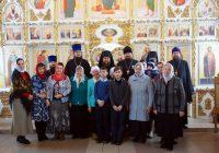 Архиерейская  Литургия в день памяти свт. Филиппа, митрополита Московского,  в Багане