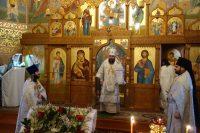 Архиерейская Литургия в день празднования Собора  Предтечи и Крестителя Господня Иоанна в г. Купино