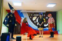 В Колыванской школе-интернате встретили Рождество Христово