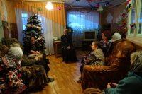 Беседа в Ордынском доме ветеранов