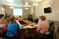 Встреча  «Рождественские посиделки» в клубе общения инвалидов «Мы вместе» Ордынского района