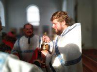 Празднование Рождества Христова в Здвинске