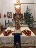 Рождество Христово в с. Половинном