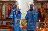 Дружественный визит Его Преосвященства Ипатия, епископа  Анадырского и Чукотского, в Карасукскую епархию (видео)