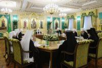 В.Р. Легойда: «Священный Синод принял специальное заявление о положении Украинской Православной Церкви»