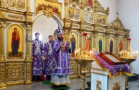 Праздник Торжества Православия в г. Карасуке (видео)