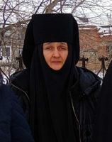 Монахиня Варвара, старшая сестра женской монашеской общины  при храме в с. Верх-Каргате