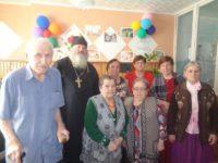 Беседа в Доме ветеранов р. п. Ордынское