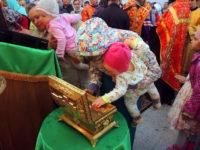 График крестного хода со cвятынями по приходам Карасукской епархии (2019 год)