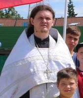 Иерей Константин Карамышев
