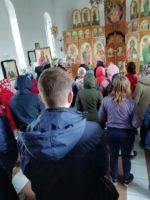 Экскурсия в храм учащихся Кочковского  межрайонного аграрного лицея