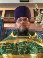 Вербное воскресение в с. Половинном