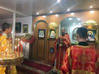 Пасхальные торжества в Краснозерском приходе