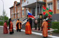 Завершился крестный ход с пограничниками по территории Карасукской епархии вдоль Государствнной границы России и Казахстана