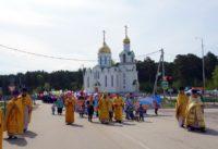 Церковно-государственный праздник — День славянской письменности и культуры — прошел в Ордынске (видео)