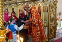 Прозвенел последний звонок в воскресной школе при Кафедральном соборе г. Карасука (видео)