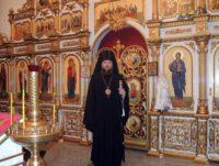Пасхальное поздравление епископа Филиппа г. Карасук (видео)