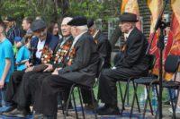 День Великой Победы в г. Карасуке