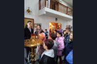 Отдел опеки и попечительства пригласил ребят из опекунских и приемных семей на экскурсию в храм