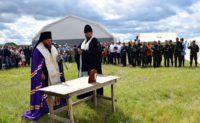 В г. Карасуке состоялось открытие  III Межрайоного фестиваля «Казачий хутор»