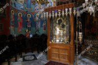 На Афоне в Иверском монастыре совершена кощунственная кража драгоценностей от чудотворной иконы «Вратарница»