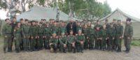 Цель и задачи проведения военно-патриотических сборов в Чистоозерном районе