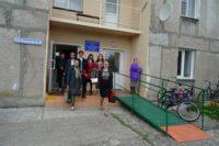 «Культурный автобус» посетил  Новошарапский дом милосердия