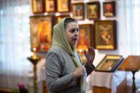 Беседа в краснозерском храме
