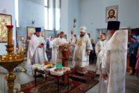 Праздник Преображения Господня в Ордынском соборе