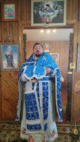 Успение Пресвятой Богородицы в селе Багане