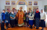 Празднование Усекновения главы Иоанна Предтечи в с. Белом Карасукского района