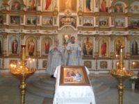 Праздник Усекновения главы Иоанна Предтечи в Троицком соборе р. п. Ордынское