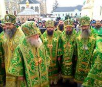 Епископ Филипп принял участие в Литургии со Святейшим Патриархом Кириллом и сонмом архиереев в Троице-Сергиевой лавре  в день преставления преподобного Сергия Радонежского