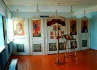 Освящение нового храма в с. Михайловке Карасукского района