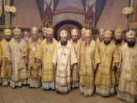 День  памяти старца архимандрита Наума (Байбородина) в Троице-Сергиевой Лавре
