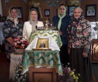 Праздник преподобного Сергия в Радонежского в р. п. Краснозерское