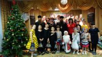 В Новосибирской области  2020 году 1300 детей-сирот и детей инвалидов  встретили Рождество Христово (видео)