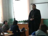 Собрания в школах Карасукского района