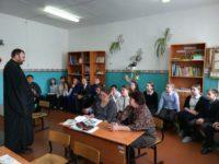 Продолжаются  собрания в школах Карасукского района