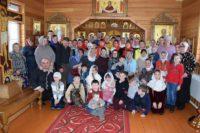 Паломничеством в Ивановку отметили карасучане День молодежи