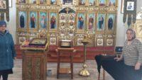 Епархиальный традиционный крестный ход со святынями в Здвинске  и крестный ход от  коронавирусной инфекции в селах Здвинске и Довольном