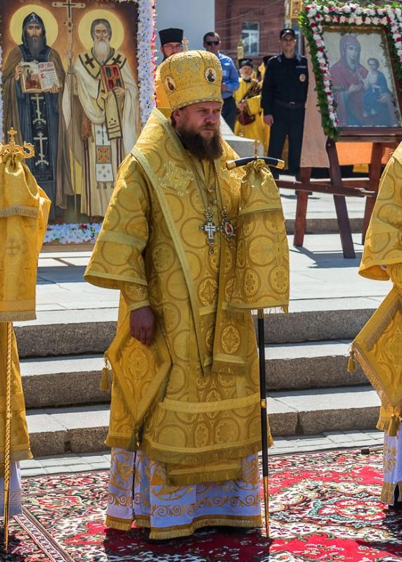Поздравление епископа Карасукского и Ордынского Филиппа с Днем славянской письменности и культуры