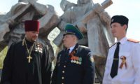 День Великой Победы в р. п. Чистоозерное